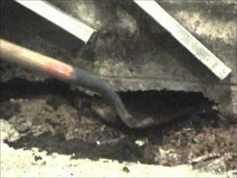 Basement Waterproofing NJ - Cinderblock Corrosion - Foundation Repair