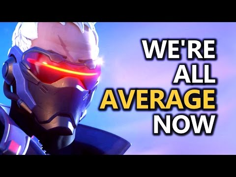 Are You AVERAGE? (Overwatch)