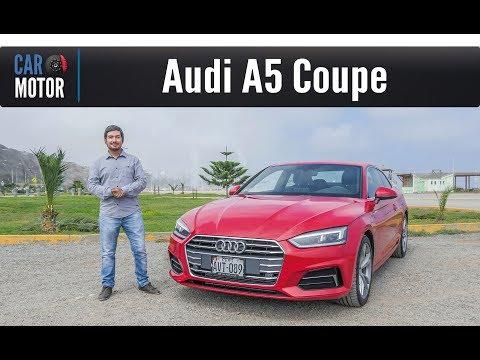 Audi A5 Coupé 2017 - Regresa el famoso coupé