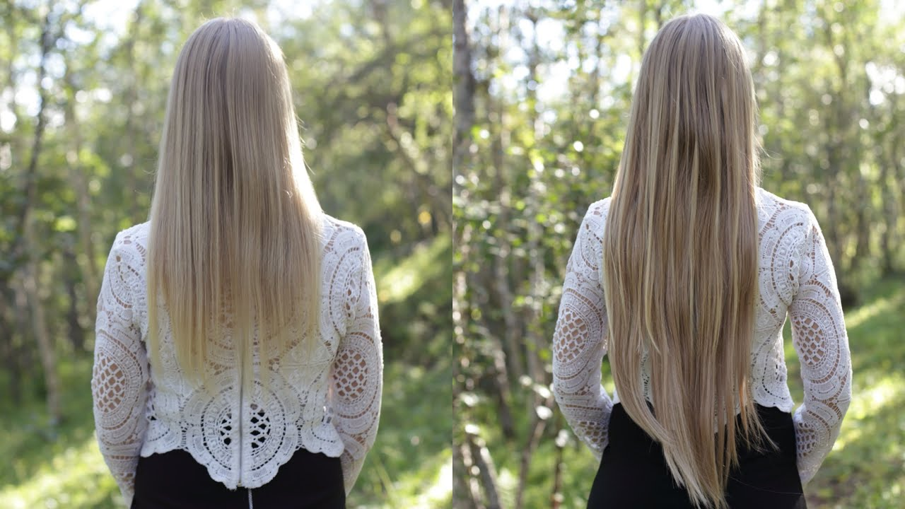 How to clip in hair extensions for thin hair youtube how to clip in hair extensions for thin hair pmusecretfo Gallery