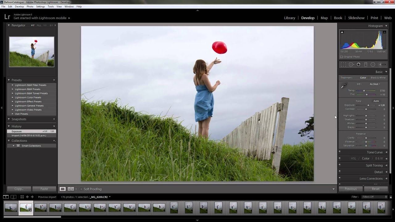 Using Catalogues in Adobe Lightroom 5 - YouTube