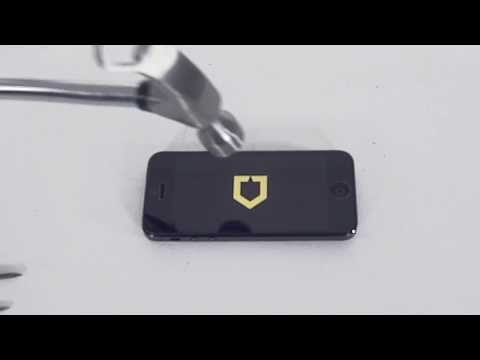 RhinoShield Screen Protector - Power Punch, Extreme Impact Protection