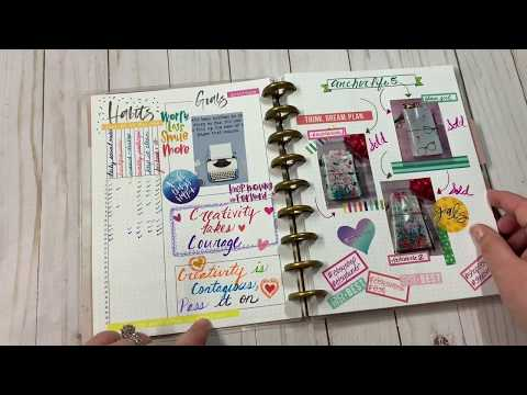 Memory Planning with Happy Planner