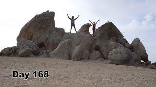 168 PCT - Finally at Eagle Rock!