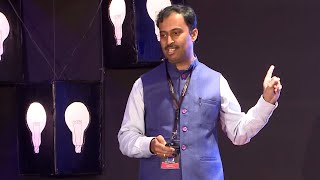 I am from the government, I am here to help you | Vishal Ravi | TEDxNitteUniversity