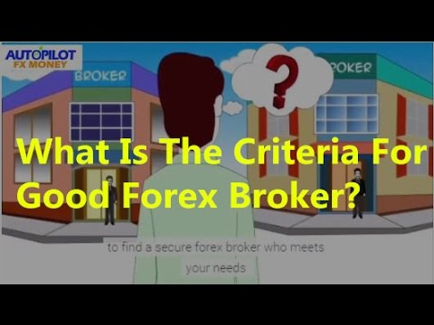How to find a broker for forex trading