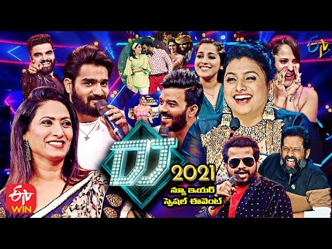 DJ 2021 New Year Special Event | 31st December 2020 | Full E