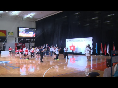 Asia and Pacific Jump Rope Championship 2017