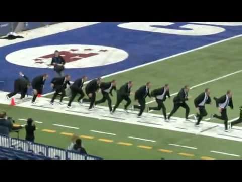 2010 NFL Draft Combine 40 Yard Dash Funnies