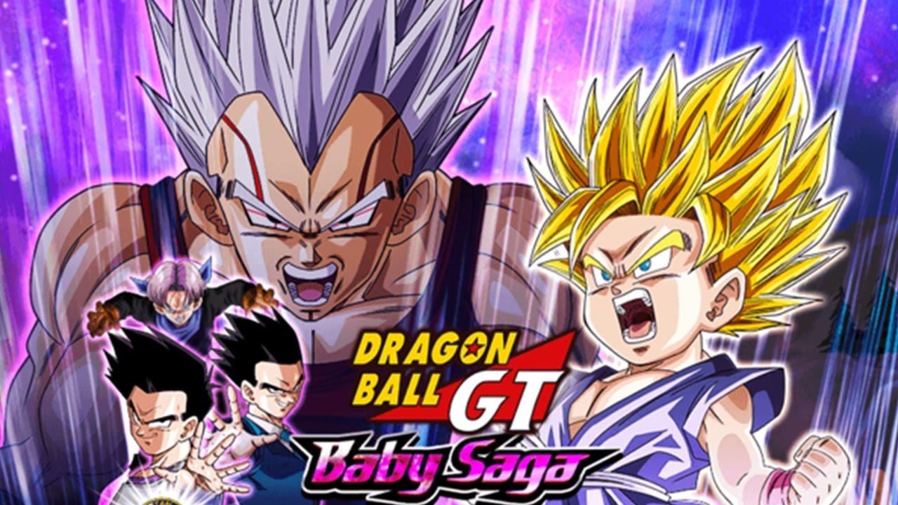 Dragon Ball Gt Baby Saga Livestream Playthrough Dragon Ball Z Dokkan Battle Youtube