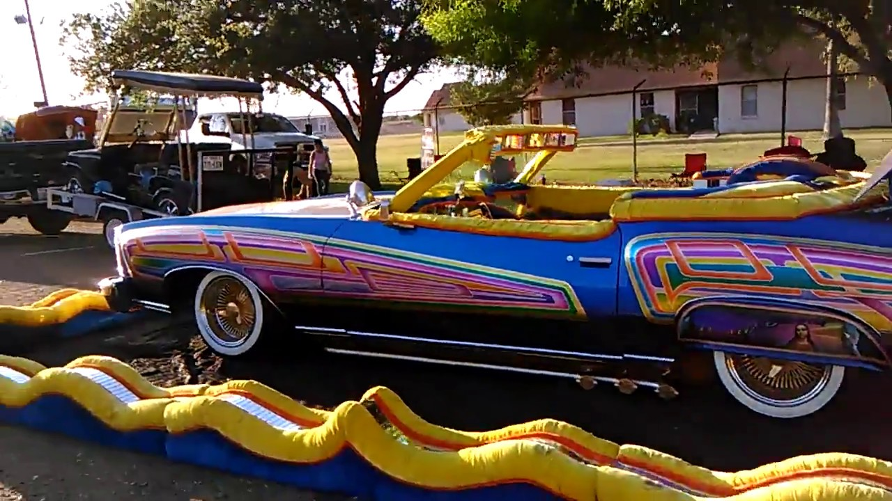 Lowriders Car Show In McAllen TX YouTube - Mcallen car show