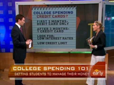 College Spending 101