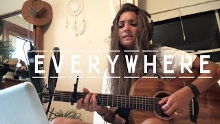 Ria Ritchie - Fleetwood Mac - Everywhere - Acoustic Cover