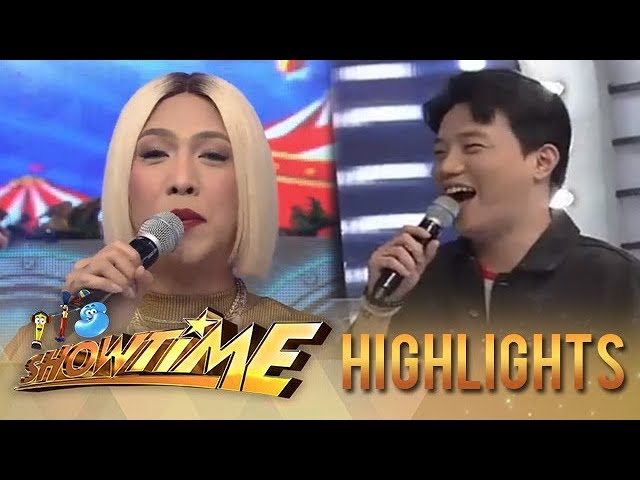 It's Showtime: Vice Ganda considers Ryan Bang as a lucky charm