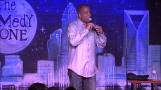 Comedian J Bliss - Parenting Stories & A Cat Call
