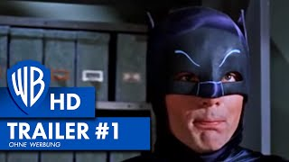 BATMAN TV-SERIE - Trailer Deutsch HD German
