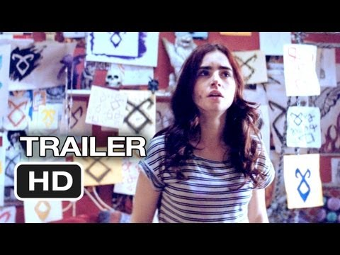 The Mortal Instruments: City of Bones TRAILER 2 (2013) - Lily Collins Movie HD