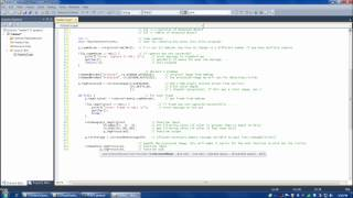OpenCV tutorial 1 - config with MS VC++ 2010, 1st object recognition and tracking program