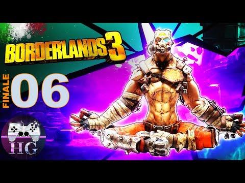 06 Borderlands 3: Psycho Krieg and the Fantastic Fustercluck. (ITA Gameplay Dlc 4) |