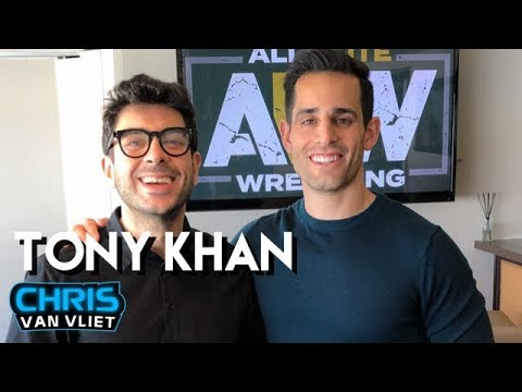 Tony Khan: Why AEW will be a success, TV Deal, Double or Nothing, CM Punk