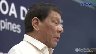 Inauguration of the Solar Philippines Factory (Speech) 8/23/2017