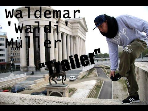 Waldemar 'Waldi' Müller Parkour & Freerunning Trailer