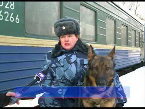 Репортаж об отделе по конвоированию УФСИН России по Ярославской области