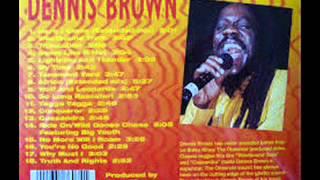 DENNIS BROWN - Some like it hot  (Full album)