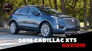2019 Cadillac XT5 Platinum AWD Hits and Misses