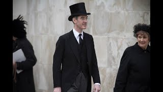 What is it about Jacob Rees Mogg?