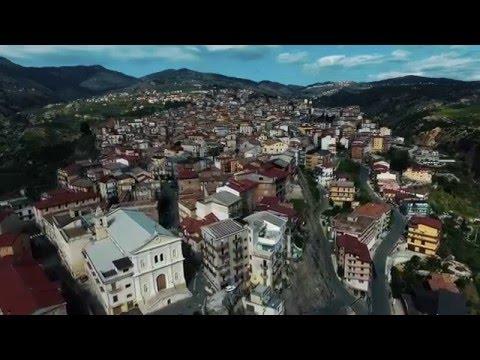 Petilia Policastro - Aerial Video
