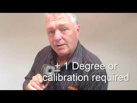 IR Thermometer Kit Calibration - YouTube