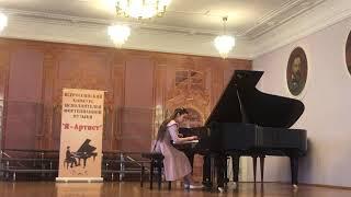 Конкурс юных пианистов Я артист 2020