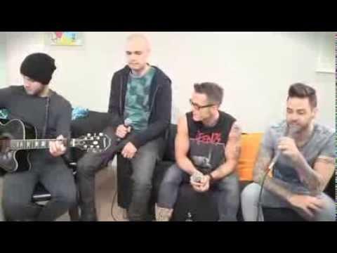 5ive - Human [Lorraine Acoustic] (2nd April 2015)