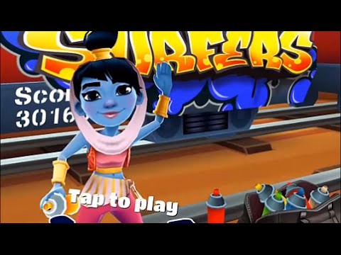Subway Surfers SYDNEY iPad Gameplay HD #6