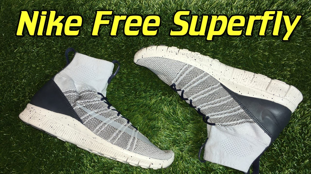 102270b3507e Nike Free Flyknit Mercurial Superfly Pure Platinum - Review + On ...