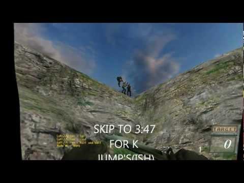 [USF] K Jump Spots Part 4