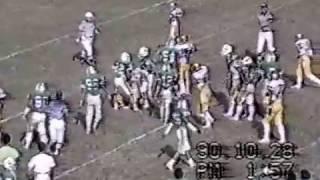 関東大学アメリカンフットボールリーグ戦 1部Bブロック 明治大学vs専修...