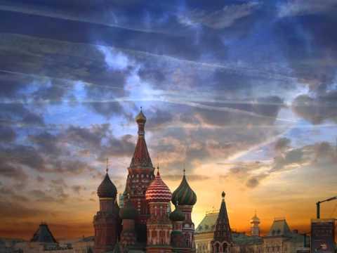 Моя РОДИНА РОССИЯ !!!