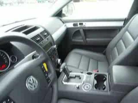 2008 Volkswagen Touareg 2 DEMO
