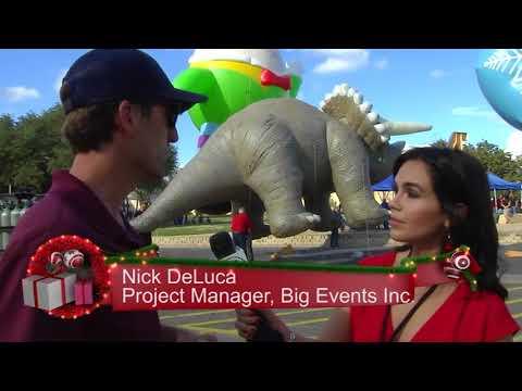 McAllen Holiday Parade Pre-Show 2017