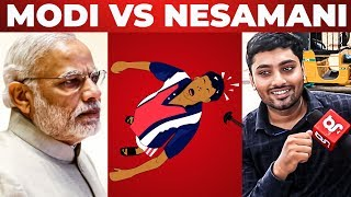 """Modi Vs Nesamani"" – Chennai Public Reacts"
