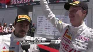 Spain, Navarra - GT1 Full Weekend Highlights 26-27 May 2012 | GT World