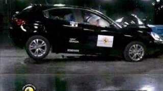 Краш-тест и видео краш-тест Alfa Romeo MiTo (Альфа Ромео МиТо)