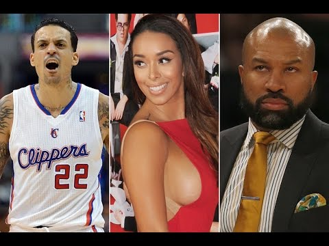 Matt Barnes Drives 95 Miles to Beat Up Derek Fisher for Piping his Ex Wife in a House he Paying for!
