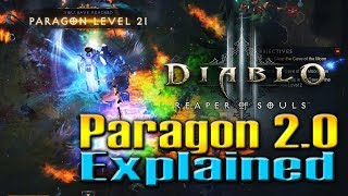 Reaper of Souls PARAGON 2.0 System DIABLO NEWS by QELRIC