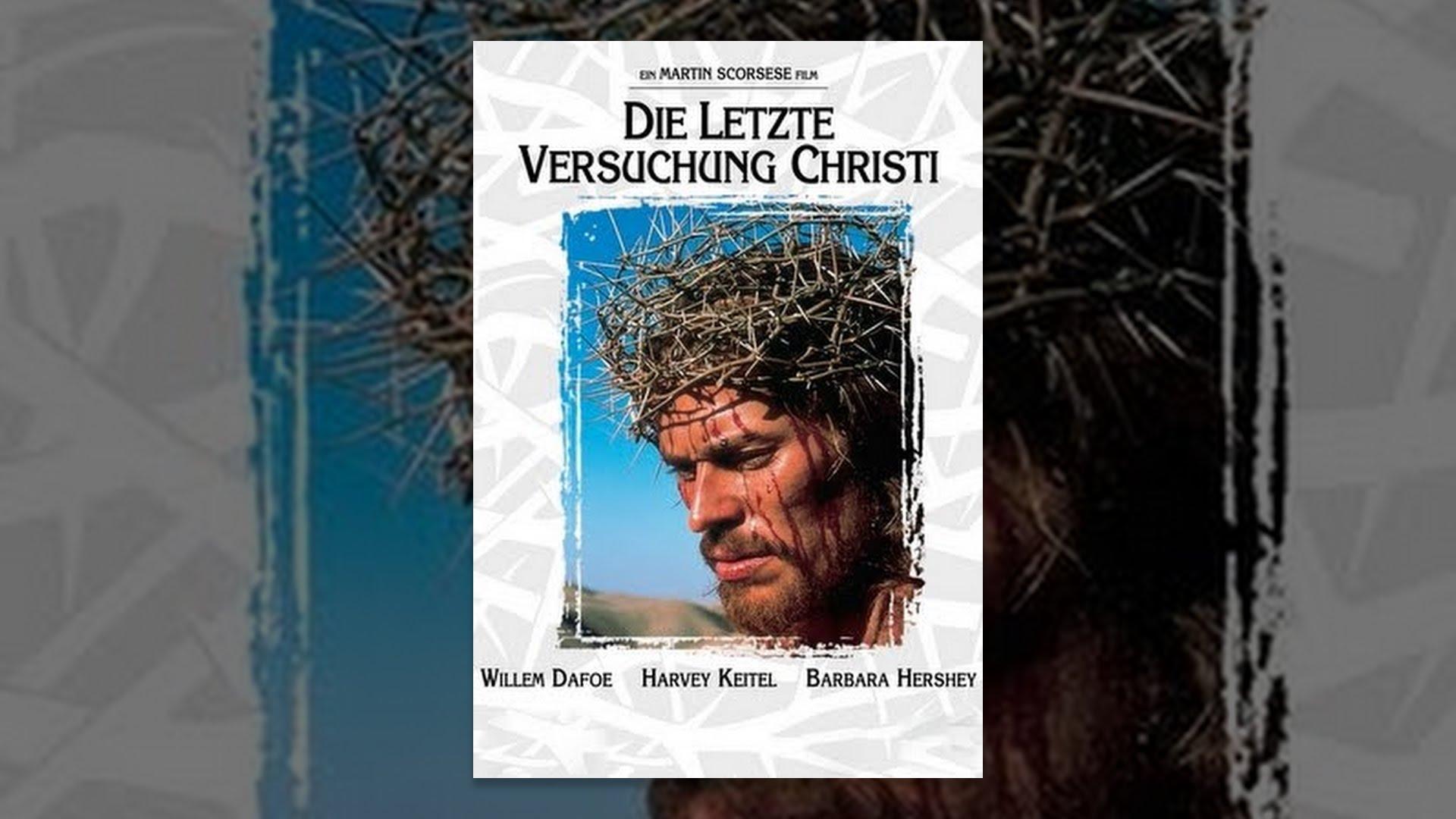 Die Letzte Versuchung Christi Ganzer Film Deutsch