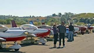 Quality Sport Planes Open House and West Coast Zenith Fly-In