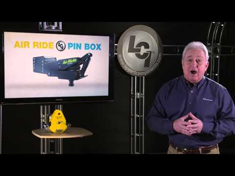 Air Ride Pin Box and Equa-Flex - The RV Doctor