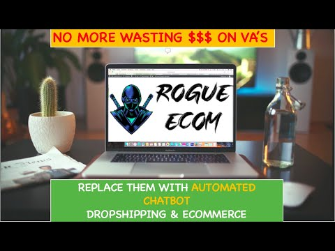 Replace VA's for Dropshipping & Ecommerce Business with AUTOMATED BOTS! BotStar Tutorial thumbnail